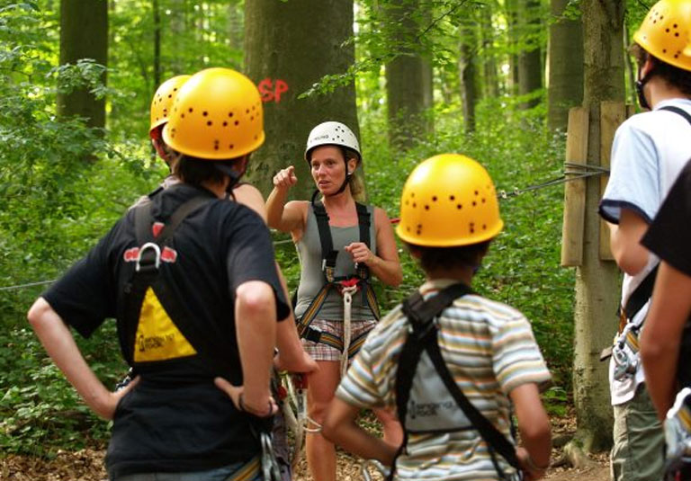 Kletterpark Ederseee