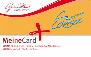 Edersee - Meine Card